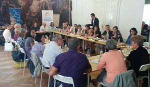 INTEGRA PRESENTED IN THE MEETING