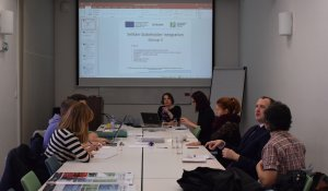 THIRD SIG MEETING AND A STAKHOLDER CONSULTATION MEETING IN PRAGUE