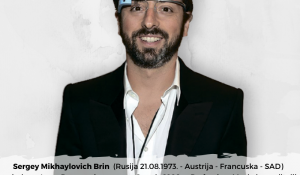 FAMOUS IMMIGRANTS: SERGEY MIKHAYLOVICH BRIN